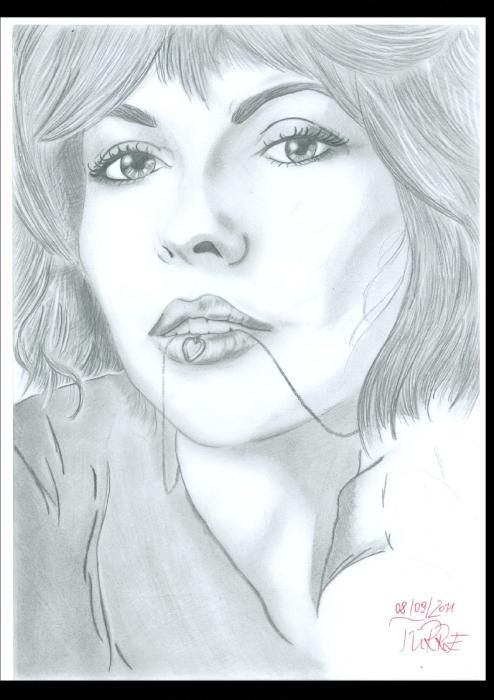 Debbie Harry by JulieTee